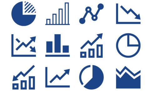 資料作成はおしゃれに! 見やすいグラフをデザインする8つのコツ