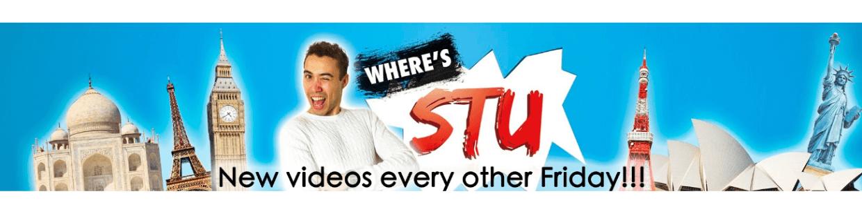 Where's Stuのユーチューブチャンネル