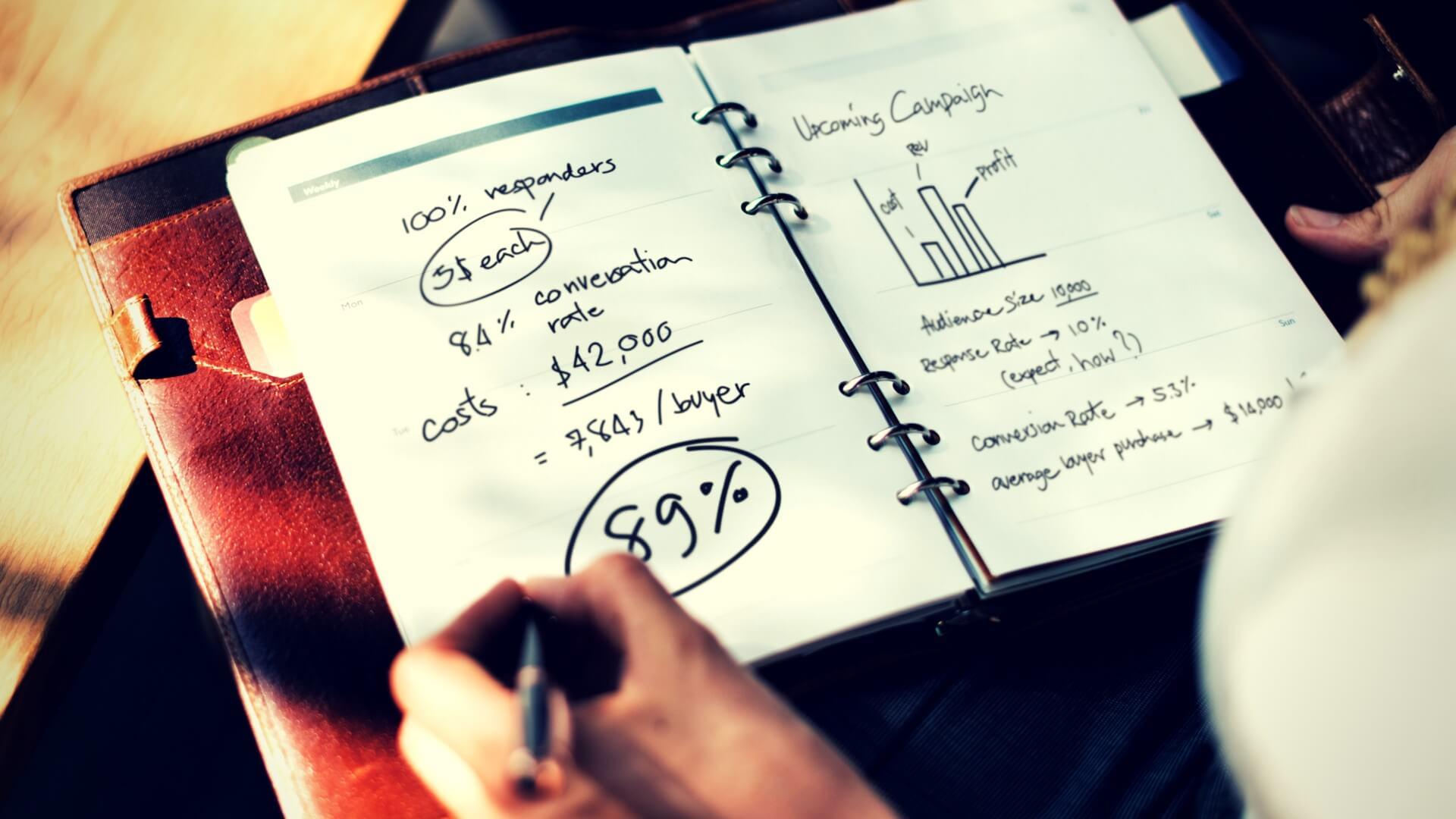 ノートの書き方|仕事ができる人がノートに書いている12のコト・モノ