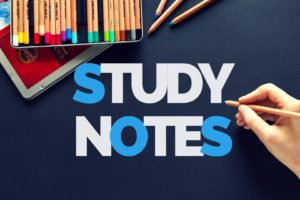 勉強ノートのまとめ方;頭のなかをスッキリさせる、思考の「見える化」