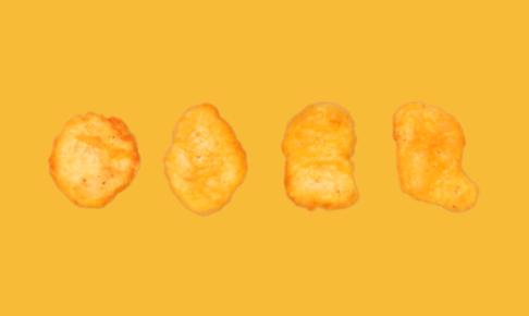 チキンマックナゲットの理想の形が明らかになる 英企業がアンケート調査